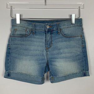 Old Navy Jean Shorts sz 12 Girls